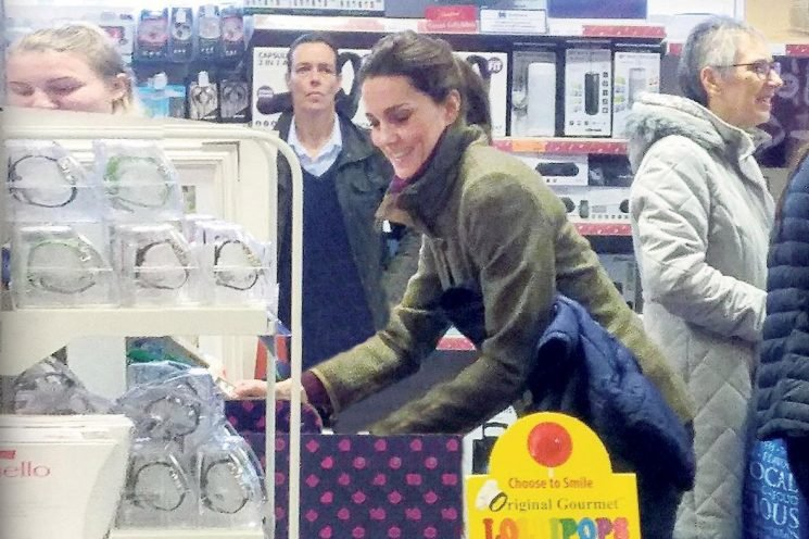 Kate Middleton shopping at The Range is a massive PR win following the Meghan Markle 'rift' as it shows 'she's a wholesome, country girl who loves a bargain' royal expert reveals