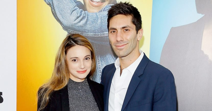 Why Nev Schulman's Pregnant Wife 'Melted Down' Over Her Body