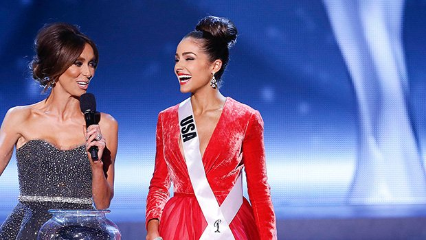 11 Gorgeous Evening Gowns Miss USA Has Worn To Miss Universe Over The Years: Olivia Culpo & More