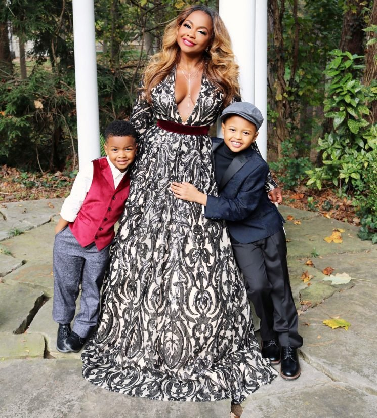 Phaedra Parks Reveals the 'Big Ticket Items' on Her Sons' Christmas Lists: 'They Love Gucci!'