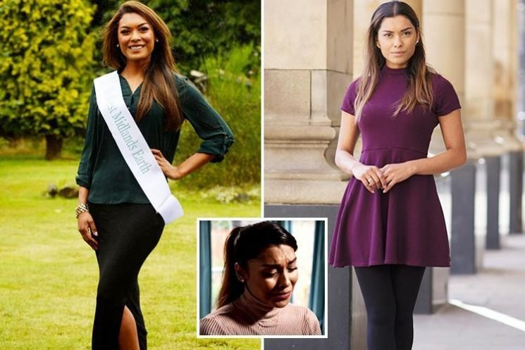 Brit beauty queen forced into marriage at 15 was 'raped every single day' by man twice her age