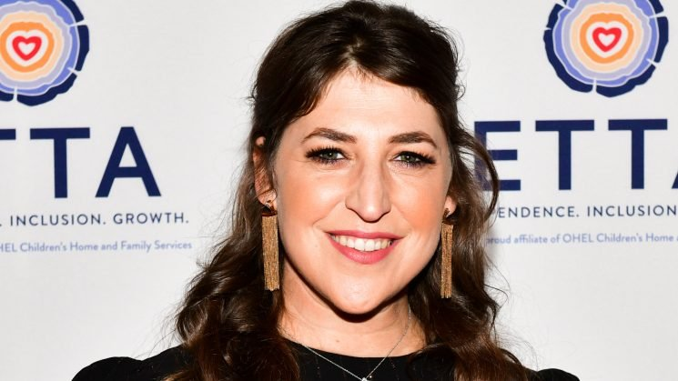 Mayim Bialik Celebrated Thanksgiving With Her Ex-Husband & His Girlfriend