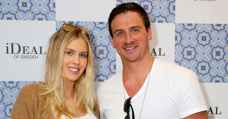 Ryan Lochte and His Wife Are Expecting Baby No. 2