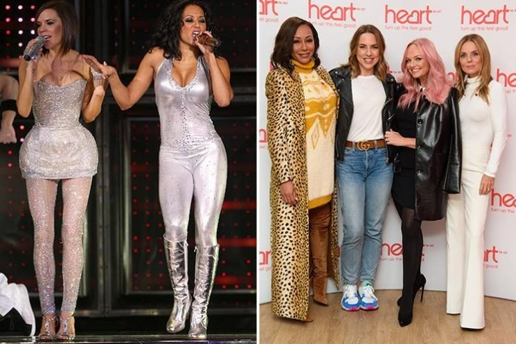 Mel B admits she DID tell Victoria Beckham to 'f*** off' and hints she 'slept with' a Spice Girl