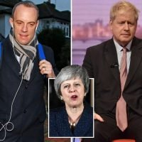 Raab tipped to replace PM after shock pledge to quit before 2022 election