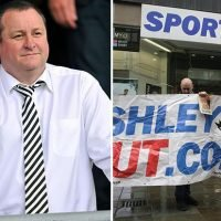 Mike Ashley hopes to sell Newcastle before January with talks at 'progressed' stage