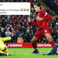 Fans react as after Alisson blunder gifts Man Utd an equaliser at Liverpool