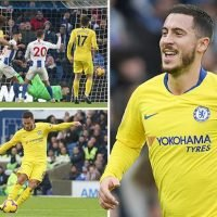 Hazard back on target as Blues take all three points at the Amex