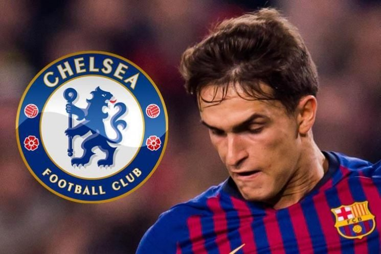 Chelsea want Barcelona's Denis Suarez in a £15m deal to replace Cesc Fabregas