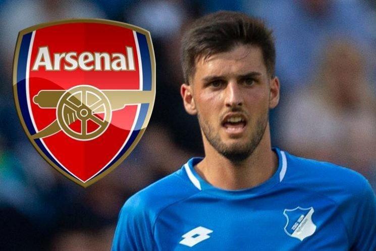 Arsenal and Spurs battle for Hoffenheim midfielder Florian Grillitsch