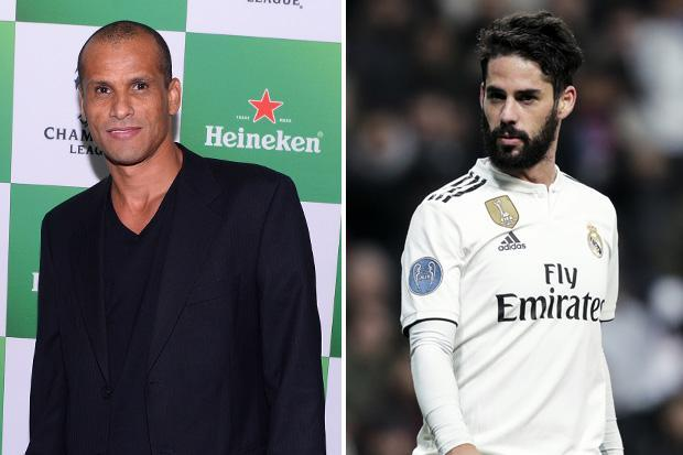 Rivaldo calls on Real Madrid star Isco to cross El Clasico divide and move to Barcelona