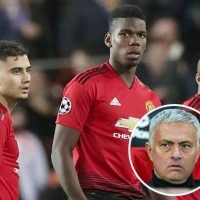Manchester United boss Jose Mourinho has lost '90 per cent' of the squad according to senior player