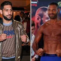 Amir Khan hits back at Kell Brook and blames rival for failing to seal fight