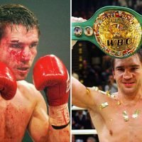 Markus Beyer dead aged 47: Ex-WBC super middleweight champion suffers 'short' and 'serious' illness in hospital