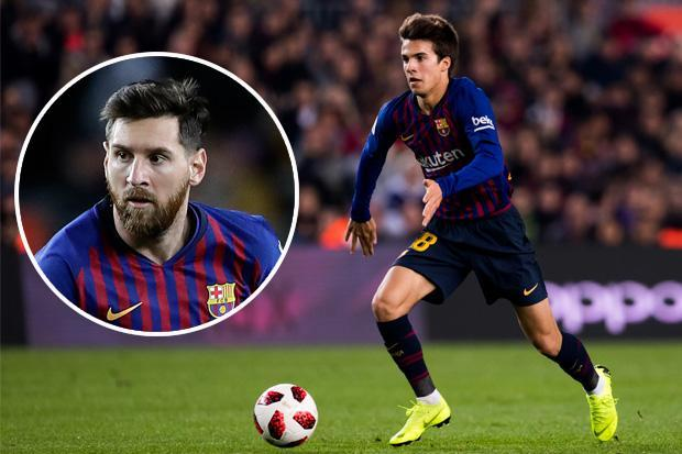 Riqui Puig, dubbed 'the new Iniesta', made his Barcelona debut and his incredible stats justify the hype