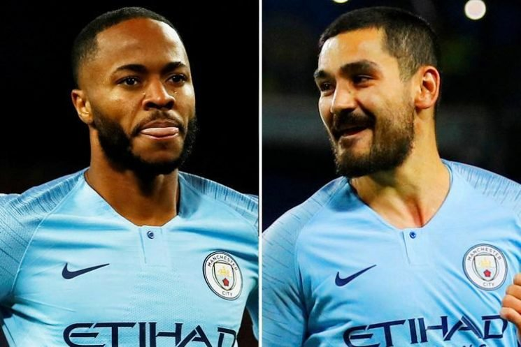 Ilkay Gundogan backs Raheem Sterling after racial abuse and says: 'I know how that feels'