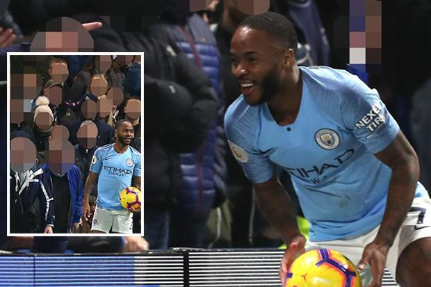 Raheem Sterling speaks out over Chelsea race storm and says 'I just had to laugh'