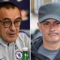 Sarri says Premier League will miss Mourinho – but hopes he's not back at Chelsea soon