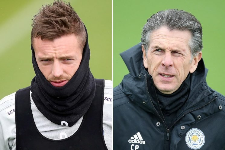 Jamie Vardy admits Claude Puel's style does not suit him… but vows to adapt