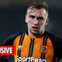 Fulham and Cardiff chasing £5m Hull winger Jarrod Bowen to boost Premier League survival hopes
