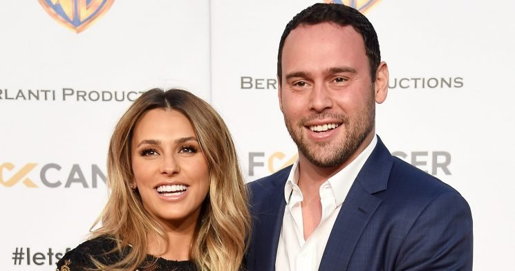 Scooter Braun, Wife Yael Cohen Welcome First Daughter