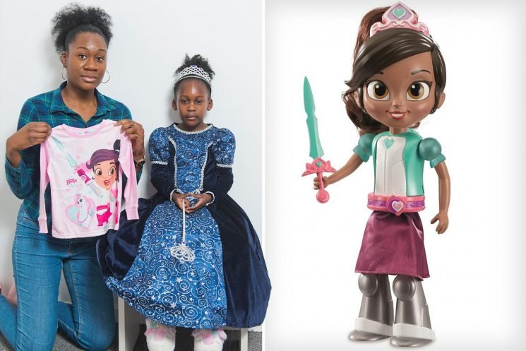 Mum blasts Matalan for making 'mixed race princess cartoon look white on pyjamas'