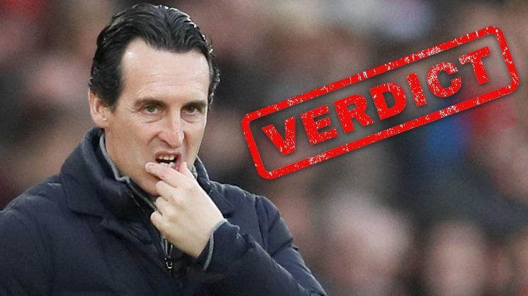 Arsenal verdict: Emery will miss out on Champions League spot if he doesn't sign world class defenders