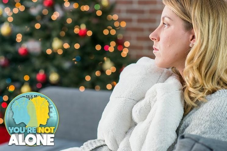 How to overcome loneliness this Christmas – from volunteering to social media and exercise