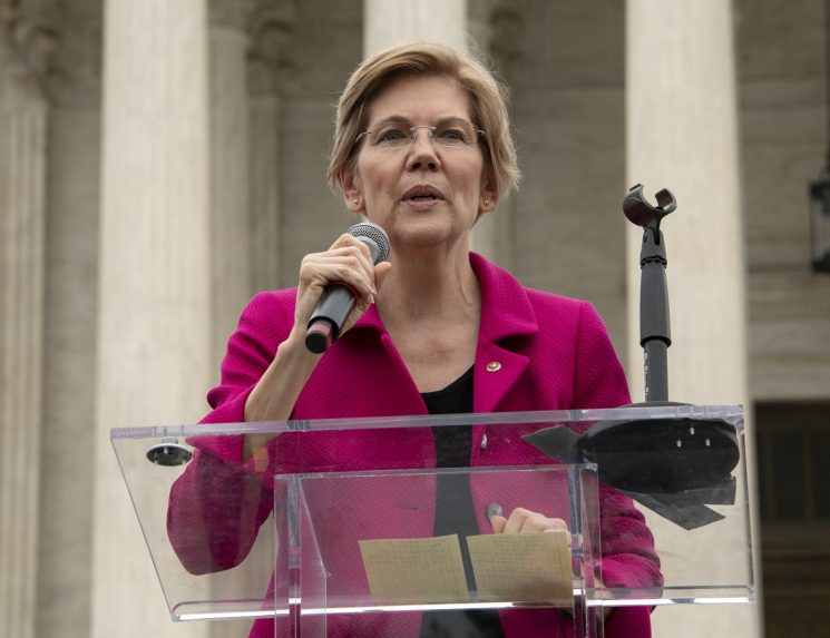 Elizabeth Warren's #ButHerDNA controversy is the new #ButHerEmails