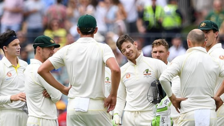 What a Paine: Australian skipper questions decision review system
