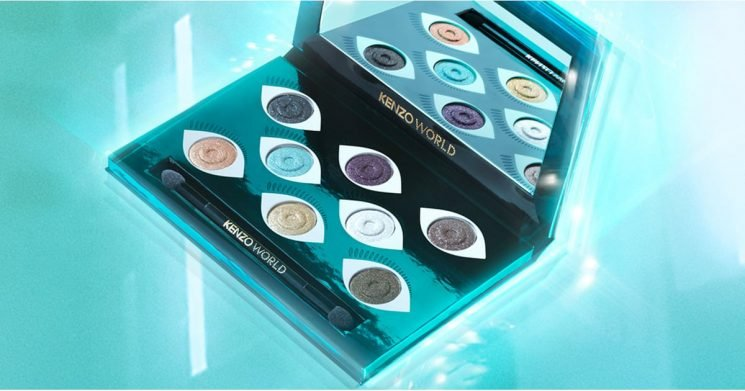 Holy Sh*t — Kenzo Is Selling an Eye Shadow Palette