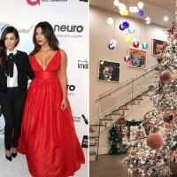 The Kardashians' Christmas Decorations Through The Years Are Serious Pinterest Goals
