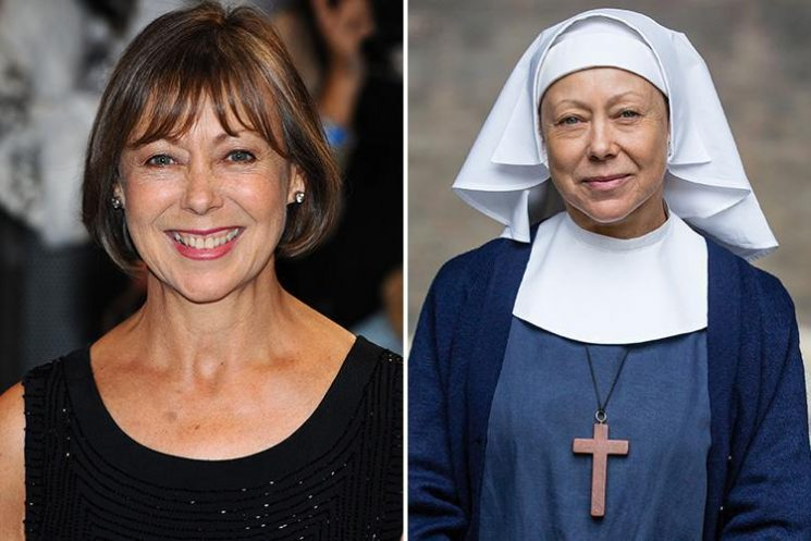 How old is Jenny Agutter, does the Call The Midwife star have a husband and when was she in The Railway Children?