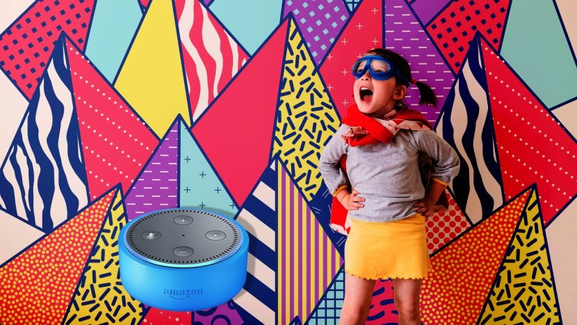 The Funniest Commands Kids Have Given Amazon Echo