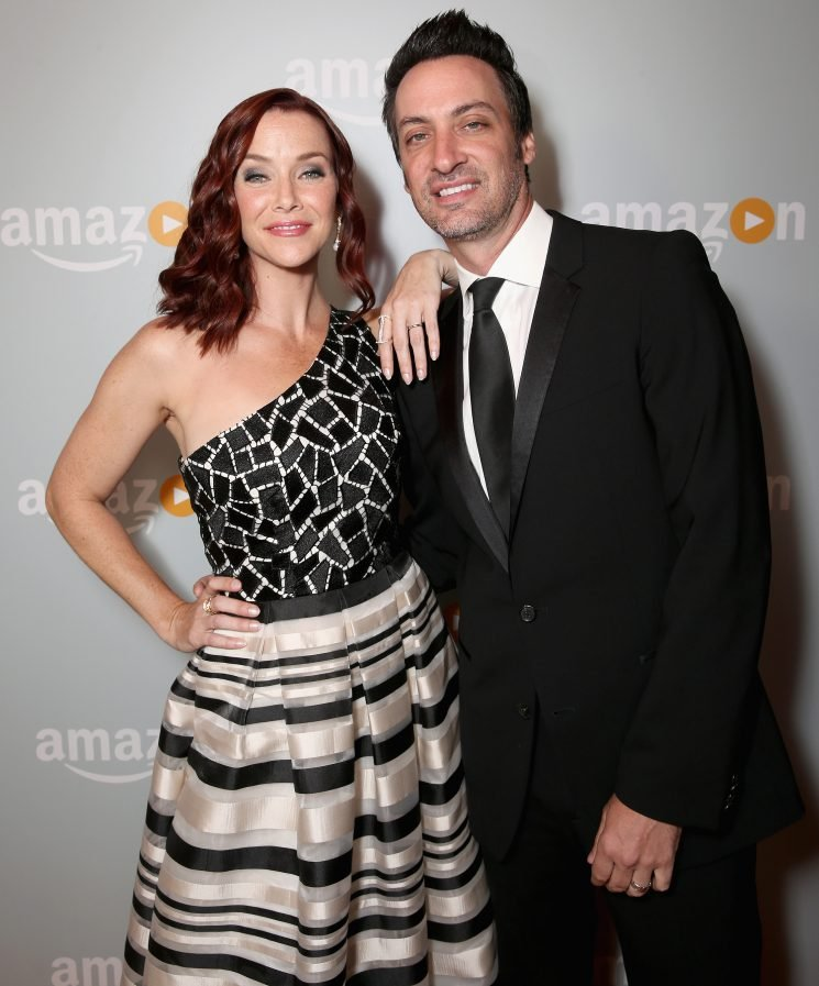 Timeless Star Annie Wersching and Husband Stephen Full Welcome Son Archie — See His First Photo