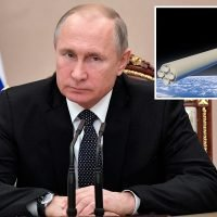 Putin boasts he'll 'make the world sit back and think' in chilling World War 3 missile threat