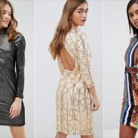 ASOS Has Tons of Sparkly New Year's Eve Dresses On Sale for 50% Off Right Now
