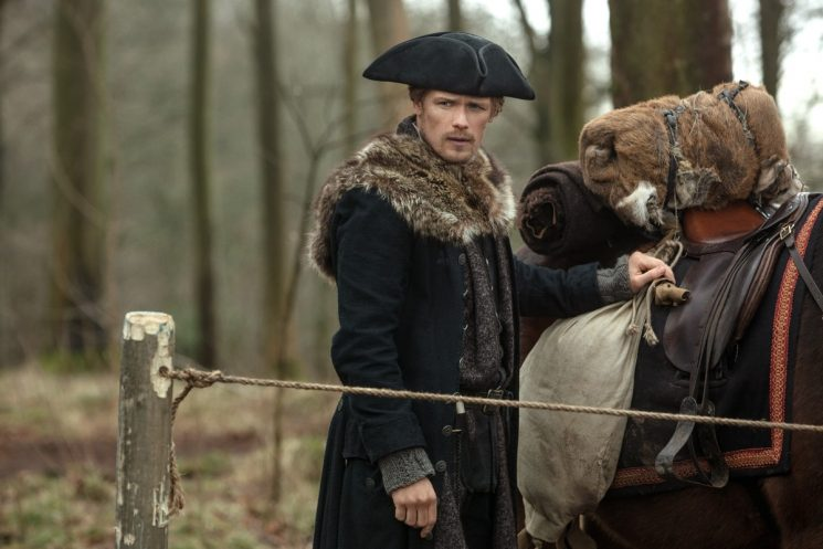 This Detail Makes Jamie & William's Relationship On 'Outlander' Twice As Heartbreaking