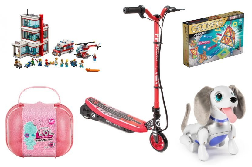 From Barbie to Scooters and a STEM Toolbox, 9 Fun Holiday Gifts for Kids