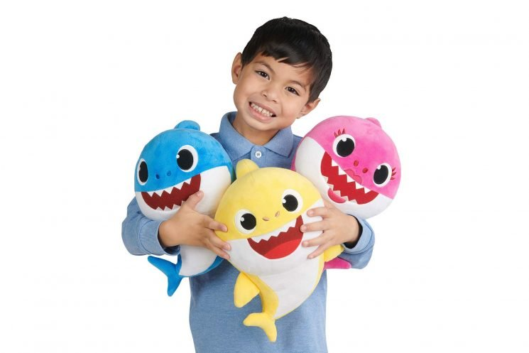Baby Shark Takes a Bite Out of Holiday Gifting as Toys Sell Out on Amazon