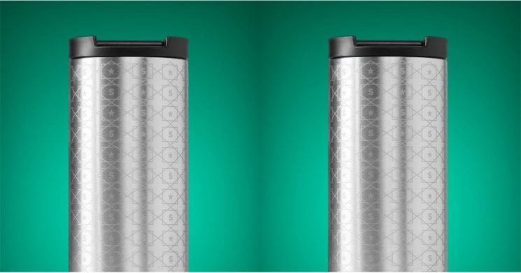This Starbucks Tumbler Scores You an Entire MONTH of Free Coffee — Yes, Really