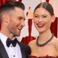 Does Behati Prinsloo Get Along With Adam Levine's Mother?