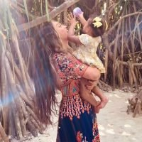 Beyoncé Shares New Photos of 18-Month-Old Twins Rumi and Sir Carter from the Family's Vacation