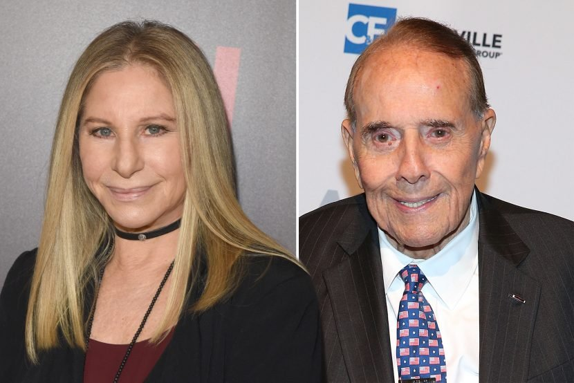 That time Bob Dole called Barbra Streisand