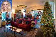 See Inside Busy Philipps' Home 'Transformed' for the Holidays with 7 Christmas Trees
