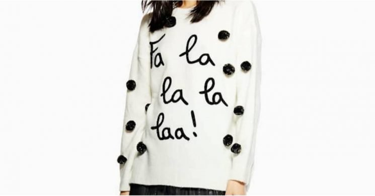 18 Holiday Sweaters So Stylish, You Can Wear Them When the Party's Over