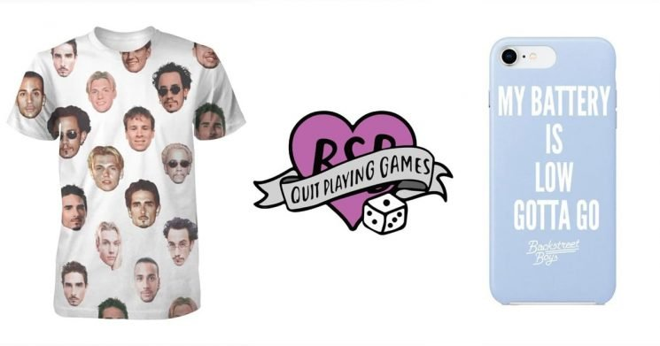 """40 Backstreet Boys Gifts That Will Make You Scream, """"I Want It That Way!"""""""