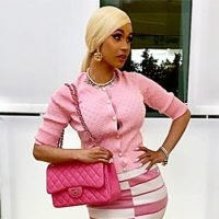 Cardi B, Kylie Jenner & More Stars Channeling Barbie In All Pink Outfits