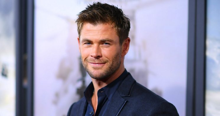 Watch Chris Hemsworth Do a Truly Impressive No-Equipment Workout