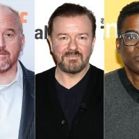 Louis CK, Ricky Gervais, Chris Rock spark outrage for joking about N-word in 2011 video